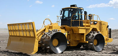 Backhoe Rental & Contracting