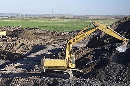 Heavy Equipment Rentals & Contracting