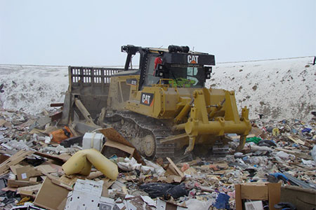 City of Calgary Landfill Services
